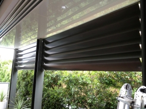 160mm adjustable Louvers