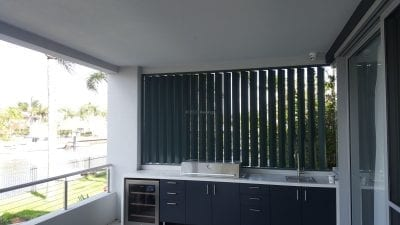Louver with 160mm Blades