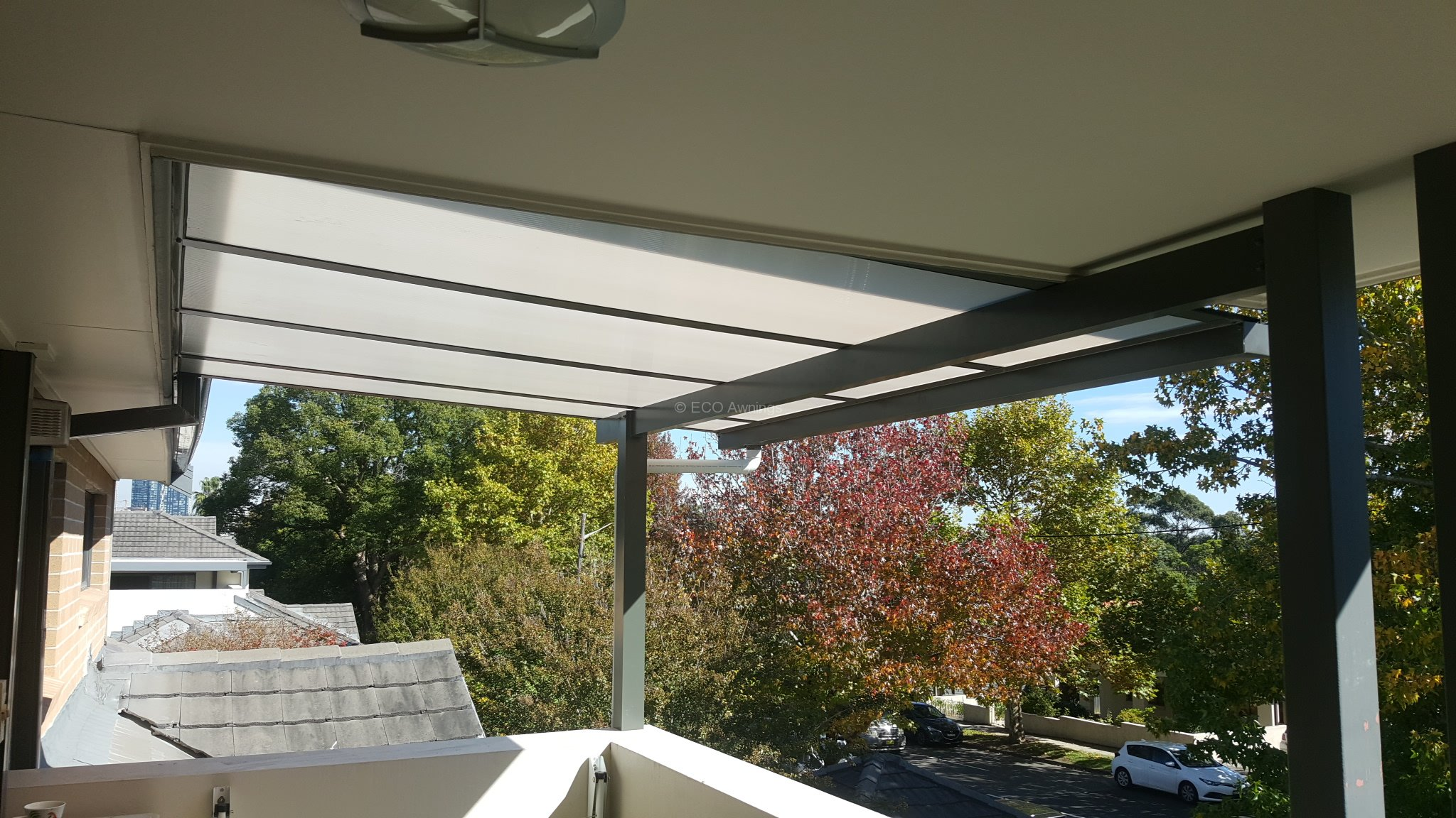 Patio Covers 2nd Floor Units Eco Awnings