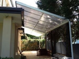 Roof mount Patio cover